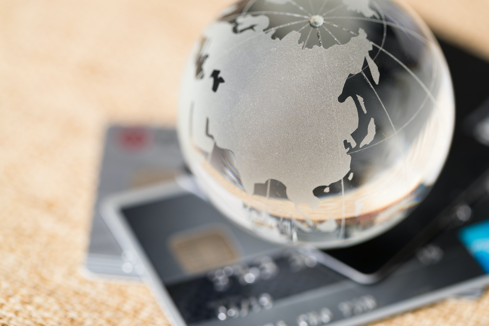 Global payment concept