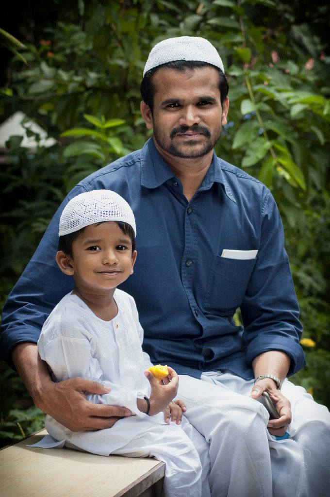 father, ramazan, eid